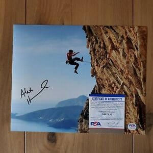 Alex Honnold Signed Autographed 8x10 photo COA PSA/DNA #AI82152