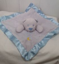 Baby Essentials blue teddy bear lovey security blanket heaven sent