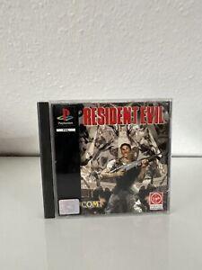 Resident Evil (Sony PlayStation 1, 2000)