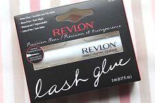 Revlon transparenter Wimpernkleber mit Pinsel für falsche Wimpern 5ml Latexfrei