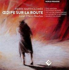PIERRE BARTHOLOM'E: OEDIPE SUR LA ROUTE NEW CD