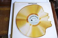 CLIFF RICHARD       40 GOLDEN GREATS      VINYL LP        FREE POSTAGE