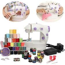 Household Hemline Mini Sewing Machine 2 Speed Ideal For Beginners & Kids +Tools