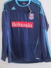 Stoke City 2010-2011 Away Football Shirt Size XL  /41974 LS BNWT