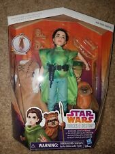 Star Wars Forces of Destiny Endor Adventure Princess Leia Organa Adventure Figur