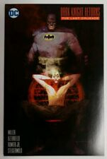 Dark Knight Returns The Last Crusade Variant Dc 1:25 Sienkiewicz