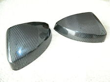 Audi a3 8v s rs S-line carbon espejo cover espejo tapas mirror housing