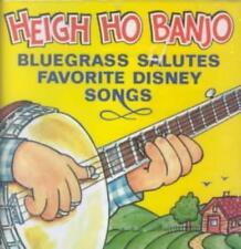 VARIOUS ARTISTS - HEIGH HO BANJO: BLUEGRASS SALUTES DISNEY NEW CD