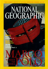 NATIONAL GEOGRAPHIC MAGAZINE Volume 199 #5 May 2001 *Ships Free w/$35 Combo