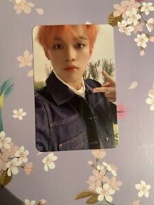 Chenle Photocard NCT Dream We Boom