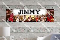 Personalized//Customized Chicago White Sox Name Poster Wall Art Decoration Banner