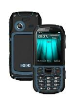 Unlocked Telstra ZTE T55 Tough 3 Rural Tick 3G Next G Mobile Phone IP67