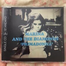 Marina and the Diamonds - Primadonna (2012) - Europe 2 Track Single CD