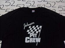 XL- Johnson Pit Crew T- Shirt
