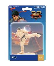 Street Fighter V Arcade Ryu Totaku Collection Figure #24 First Edition