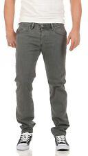 Diesel Jeans Belther 0681D 681D Herren Hose Regular Slim - Tapered Grau Grey Neu