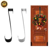 Metal Wreath Hanger Over The Door Larger Wreath Metal Hook For Christmas 38cm
