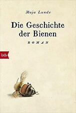 Die Geschichte der Bienen: Roman von Lunde, Maja | Buch | Zustand sehr gut