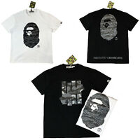 Men's Bape tee A Bathing Ape T-shirt Undefeated US size