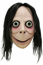 Creepypasta Slender Man Ghoulish DELUXE ADULT LATEX MOMO MASK