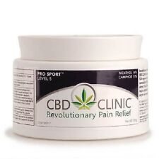 CBD CLINIC Professional Level 5 Pro Sport Deep Muscle Pain & Joint Relief 44G