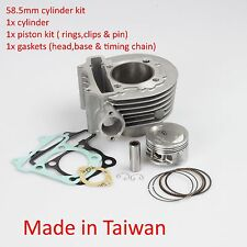 TOP END KIT 58.5mm 160cc FOR GY6 125 150 scooter Moped 152QMI 157QMJ US