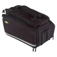 Straps Topeak MTX Trunk Bag DXP TT9643B Rigid Expandable w/ Panniers Bike Pack
