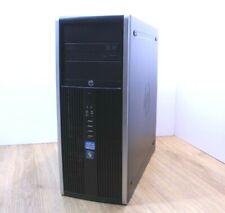 HP Elite 8300 Win 10 Tower PC Intel Core i7 3rd Gen 3.4GHz 8GB 500GB HDD WiFi