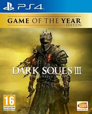 Dark Souls 3 The Fire Fades Edition Sony Playstation 4 PS4 Game