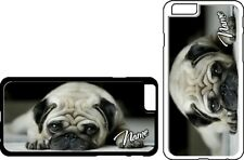 """Cute Fawn Pug iPhone 8 (4.7"""") case  Personalised Phone Case Great Gift"""