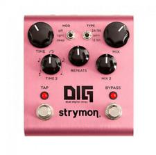STRYMON DIG Dual Digital Delay NEW Guitar Effect Pedal w/ FREE PICK