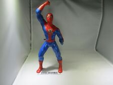 """""""Vintage"""" Remco Powerized 9.6 inch Tall SPIDER-MAN Figure 1980 Incomplete Nice!"""