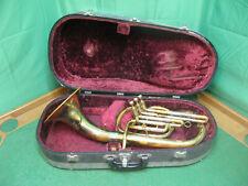 Couesnon Alto Horn - Tenor Horn - Charcheta - with Case - Original Condition