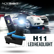 Nighteye H11 H8 H9 160W LED Fog Light Bulbs Car Driving Lamp DRL 6500K HID White