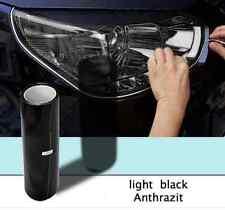 Tönungsfolie Scheinwerfer Nebelscheinwerfer Rückleuchten Schwarz Anthr 200x30 cm