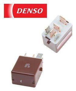 DENSO OEM Multi-Purpose Relay 20AMP 5PIN BROWN 567-0002 5670002