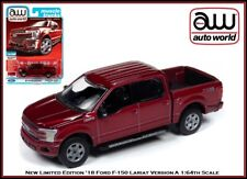 Auto World New Premium '18 Ford F-150 Lariat Version A 1:64th Diecast Cars