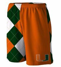 Loudmouth Miami Hurricanes Men's Basketball Shorts XL