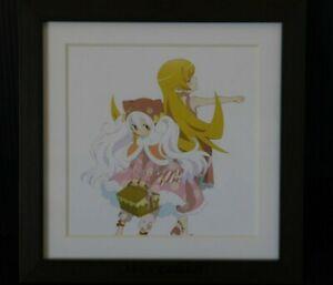 japan r1) Madogatari Exhibition: Momoe & Shinobu Framed Art