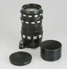 A. Schacht Ulm Travenar 3,5/135mm R Objektiv #259330 16 Blades (Exa Bajonett)