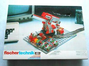 Fischertechnik Computing 30554 With Original Box