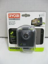 Ryobi Phone Works ES1600 Laser Level Smart Phone Use