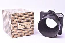 Accessoire Nikon AF-2 Gelatine Filter Holder. Monture a vis diamètre 51mm.
