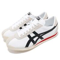 Asics Onitsuka Tiger Corsair White Black Red Men Women Shoe Sneaker 1183A357-100