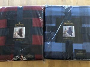PENDELTON 2 Kinds Of Blankets