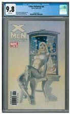 X-Men Unlimited #42 (2003) White Queen Estes Cover CGC 9.8 AA586
