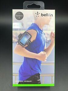 Belkin Universal 5 inch Smartphone Sized Armband | Black 💎NEW💎