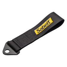 Sabelt Black Tow Eye Strap Loop