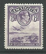 George V Mint Hinged Antigua & Barbuda Stamps (Pre-1981)