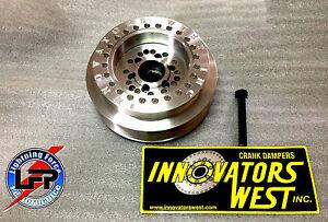 INNOVATORS WEST 827 for 2007-2014 SHELBY GT500 10% O/D HARMONIC BALANCER